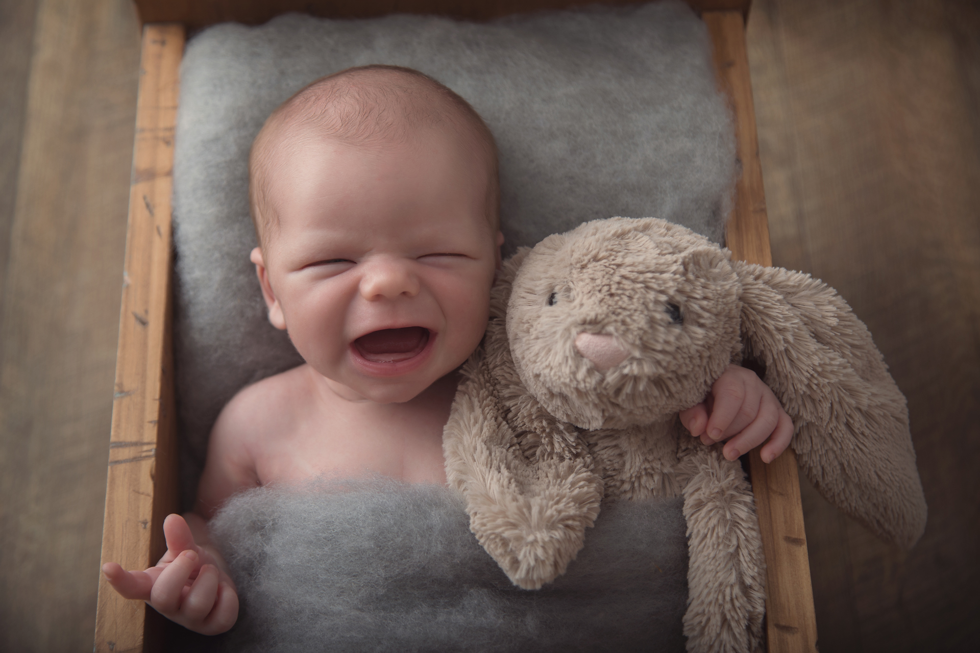 Baby photos how to prepare for a successful newborn photo shoot newborn baby boy with jellycat